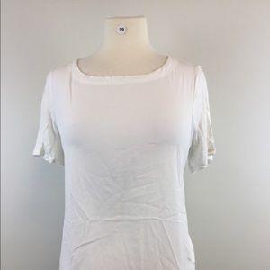 Jessica London White Shirt Size 14 (B-99) NWOT